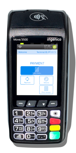 Ingenico Move