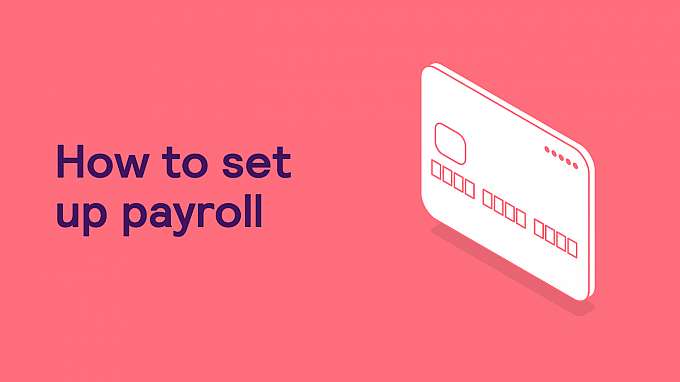 How to set up a payroll